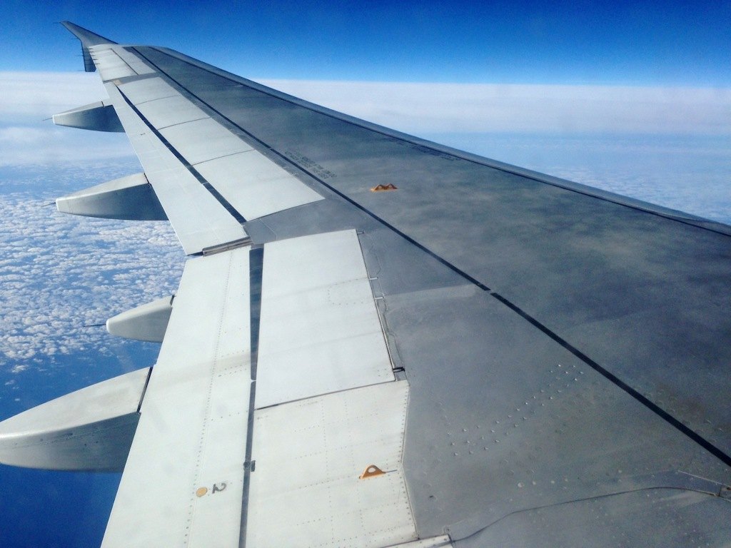Review of TAP Portugal flight from Lisbon to Paris in Economy